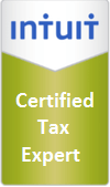 intuit certified tax expert logo