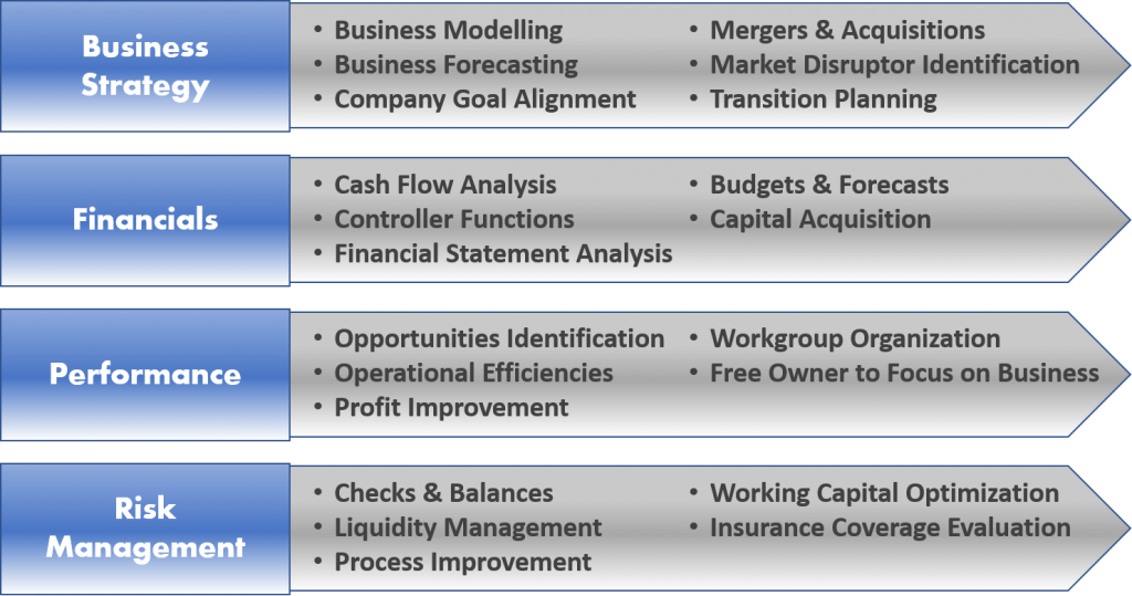 liana m gasparini cpa offers part time cfo services that provide businesses value and peace of mind